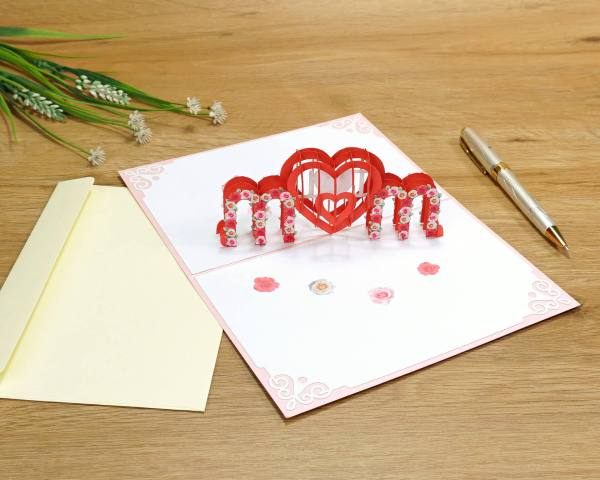 special popup cards for mother