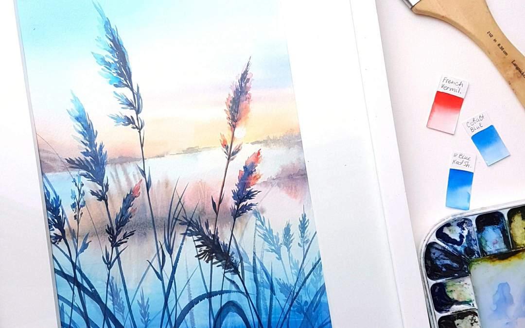 Watercolour Masterclass – Landscapes