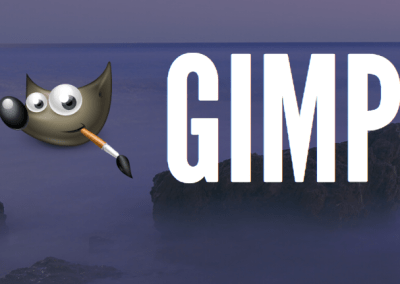 How to edit images with GIMP