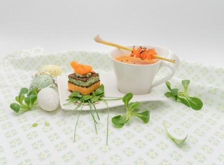 Karottensuppe_Törtchen