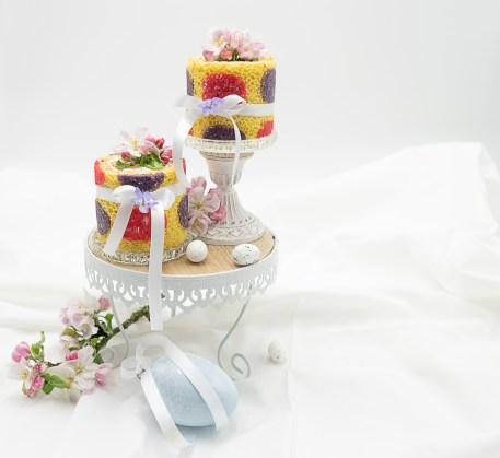 Easter Roll Cake