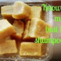 best low poo shampoo