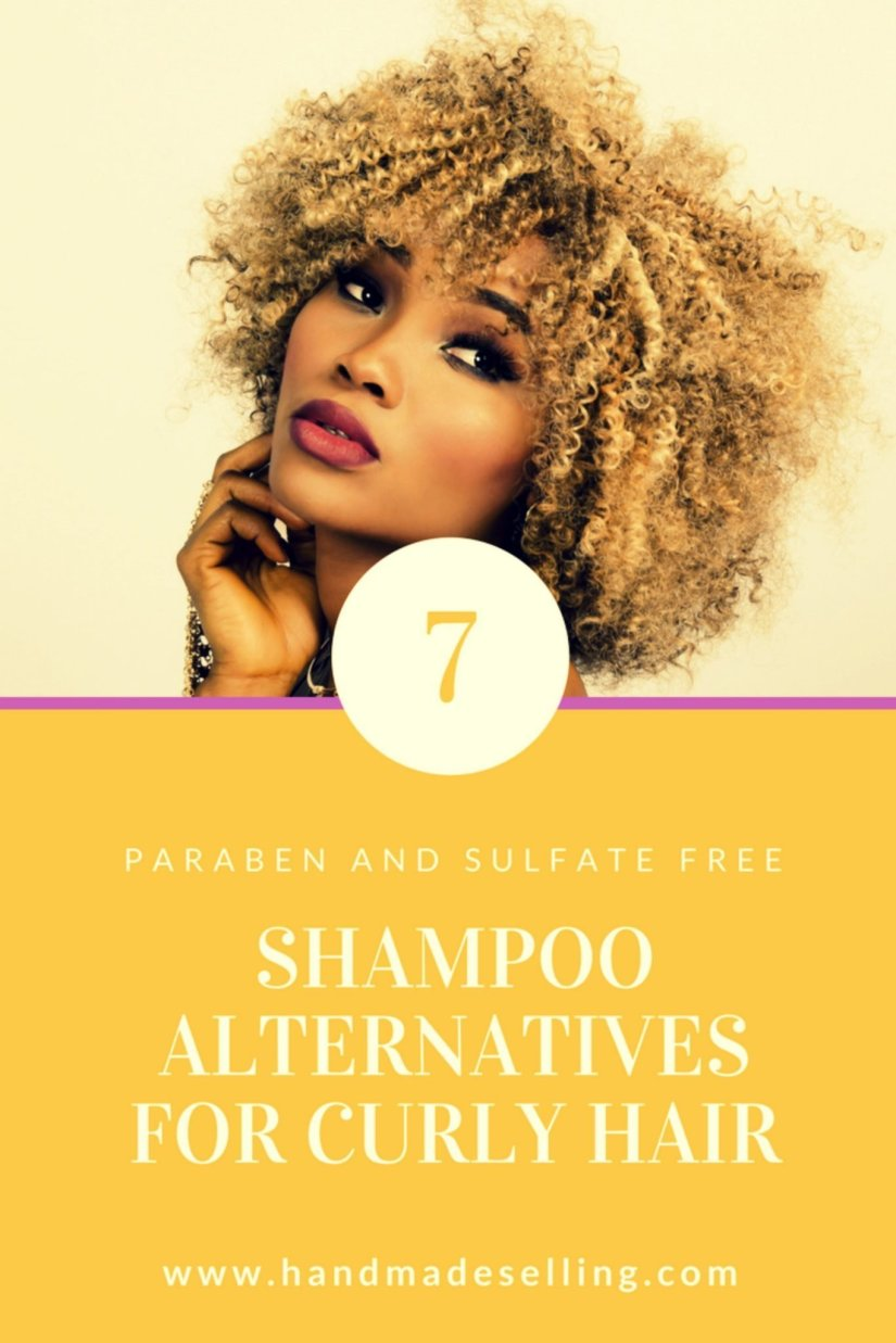 shampoo alternatives for curly hair