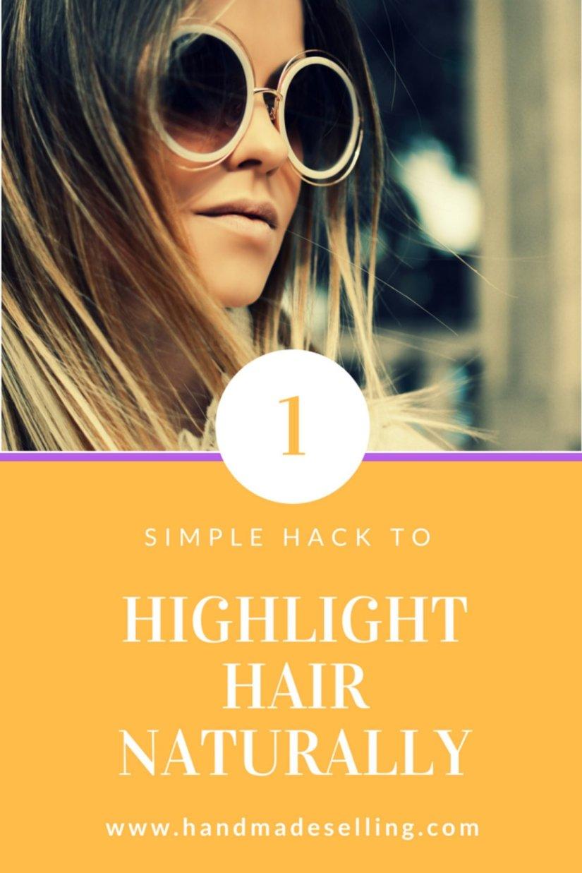 Highlight Hair Naturally At Home Handmadeselling