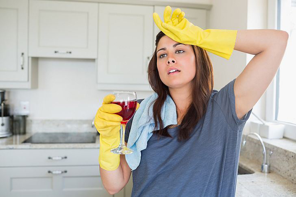 Image result for cleaning stress
