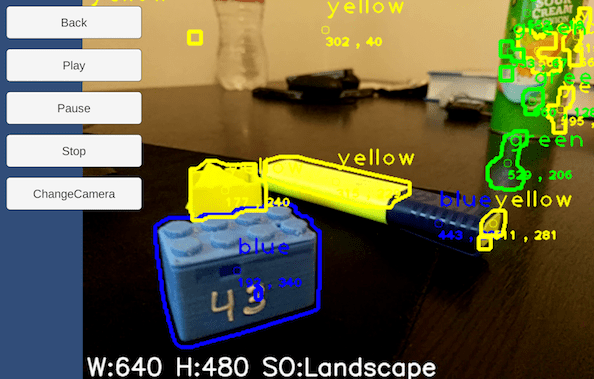 Color Detection Opencv Unity   mountainstyle co