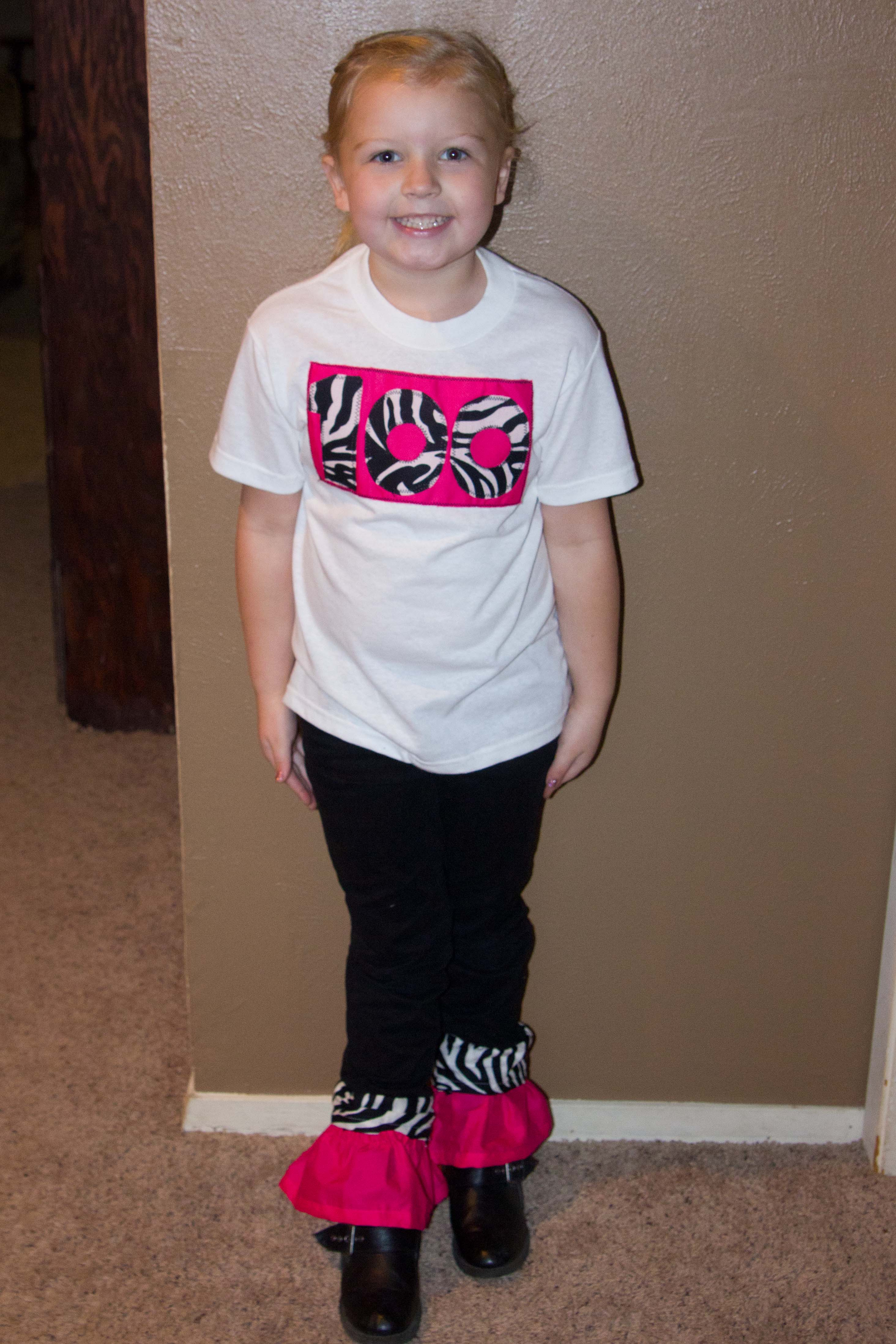 100th Day Outfit