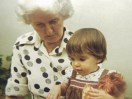 Granny and me