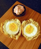 scotch egg fish