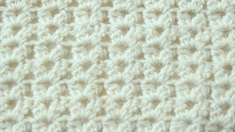 かぎ針編みの表裏の見方や特徴は?