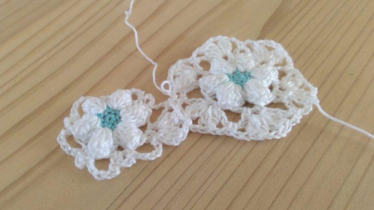 レース編みで小さい花は?作り方を紹介!