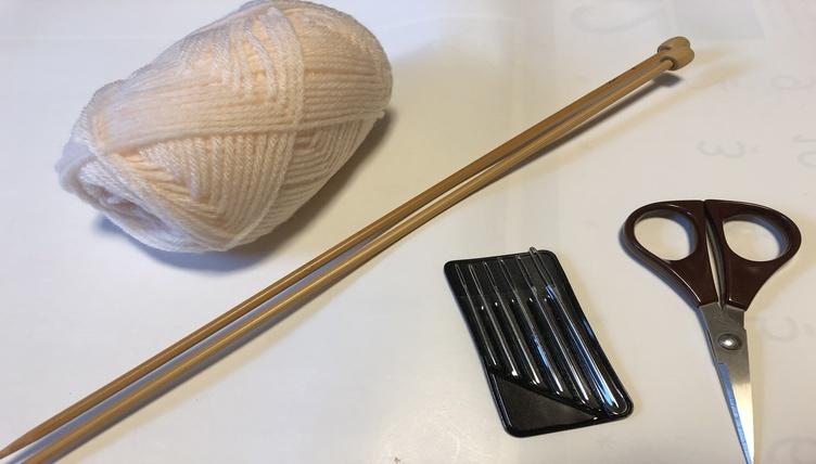 棒編み用意すべきもの