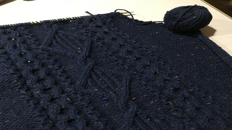 棒編みのベスト 初心者は?単純に編めるものは?