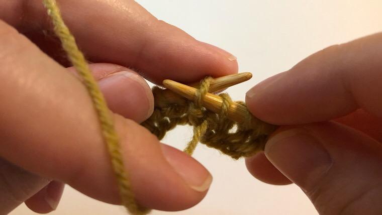 市松模様 編み方