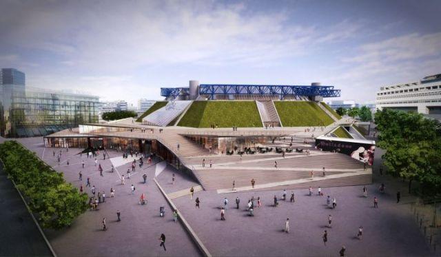Bercy Arena 2015