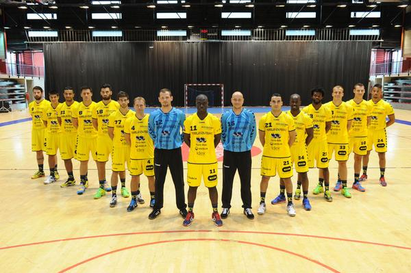 Crédit photo : Tremblay Handball