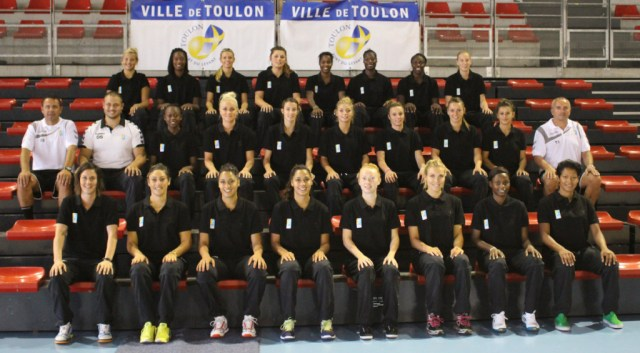 Photo Officielle Toulon 2