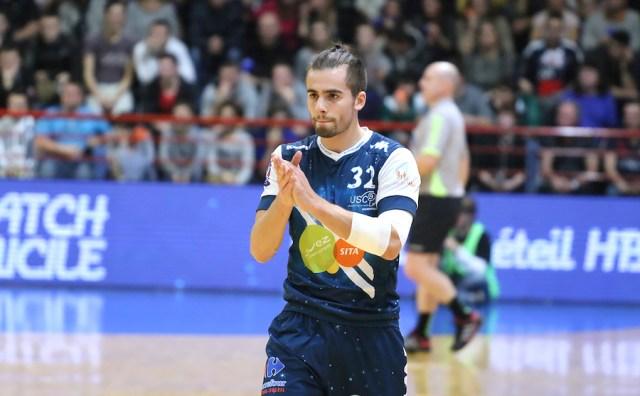 Antoine Conta Créteil