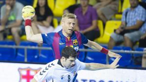 Sigurdsson Barcelona