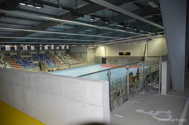 Crédit photo : Limoges Handball