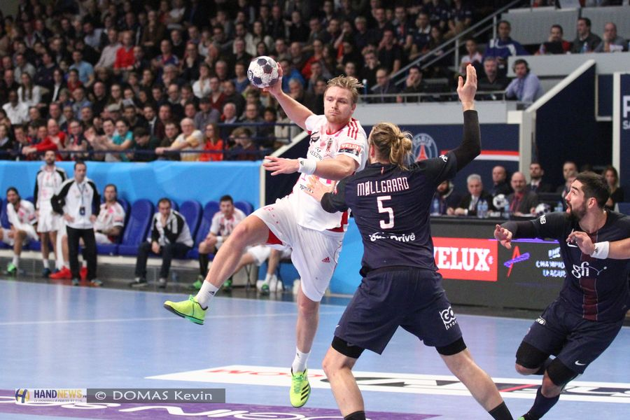 Le PSG face à Veszprem tombeur de Montpellier — Final Four
