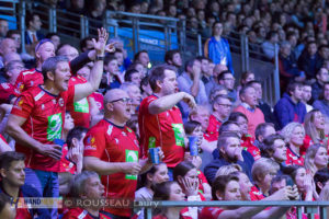 Supporters Norvège