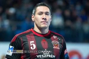 Veszprém perd son défenseur exclusif