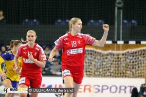 La liste des 16 Danoises