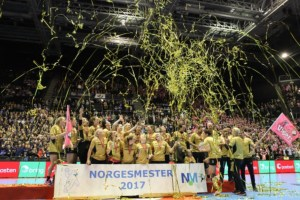 Kristiansand remporte la coupe nationale