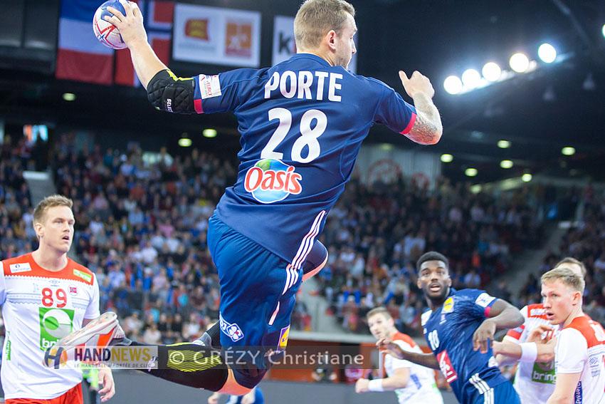 Valentin Porte nommé capitaine pour les prochains matches