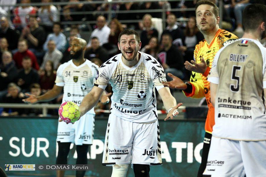 Un succès important pour Nikola Karabatic — PSG Handball