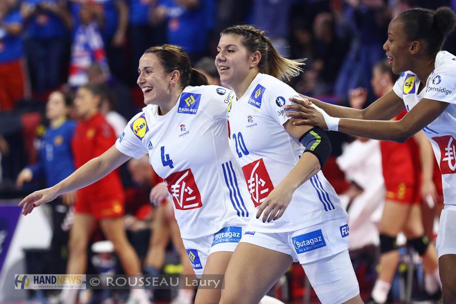 diffusion france suede handball