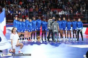 Les matchs de l'équipe de France féminine possiblement reportés