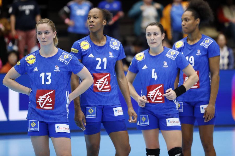 Mondial 2019 : victorieuses de l'Angola, les Bleues joueront pour la 13e place
