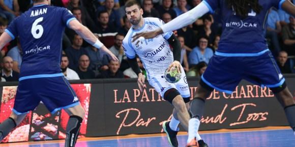 Starligue | La fin de match incroyable entre Aix et Chartres