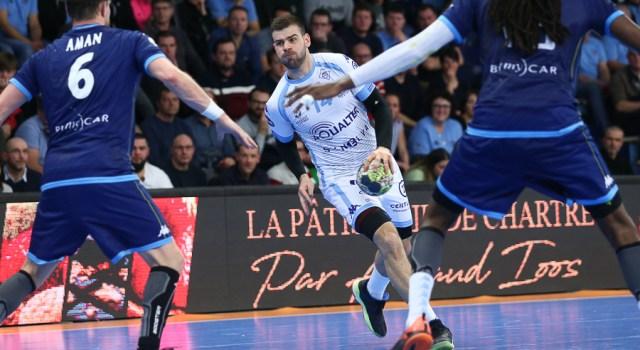 La fin de match incroyable entre Aix et Chartres