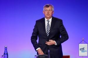 Résultats des élections du congrès de l'EHF