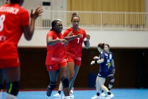 L'équipe de France se balade face au Japon