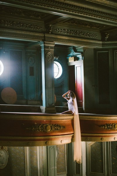 Wedding held at the Abbeydale Picture House