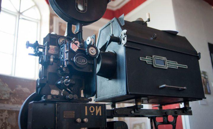 Antique Film Equipment