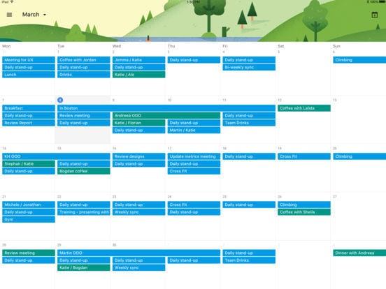 google calendar for ipad 4 cf35c30af750a4106dd2e6a77d0aec89 m - Google releases Calendar app for iPad.