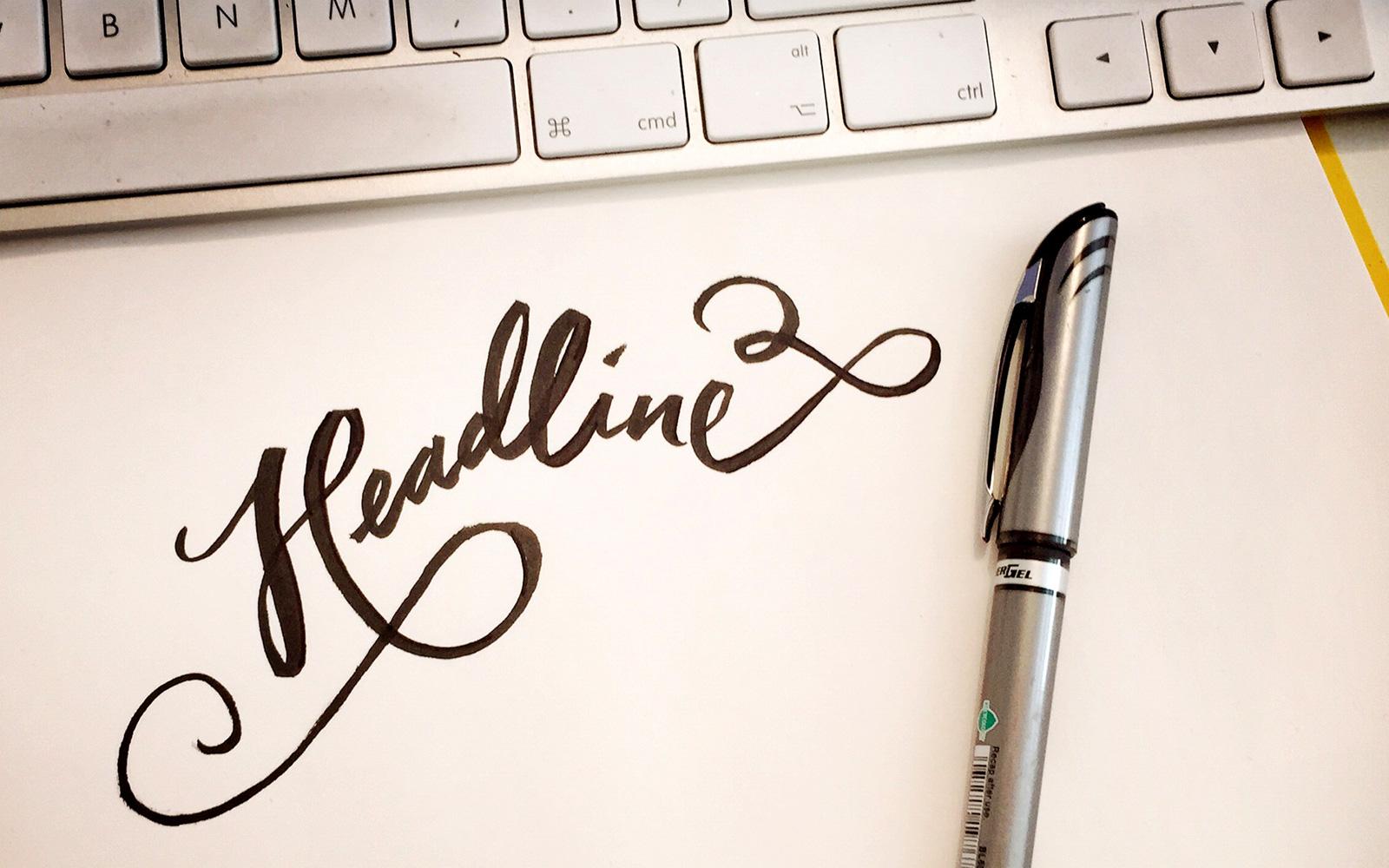 Penulisan headline sales letter dan email