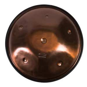 Handpan 6 notes Si bémol