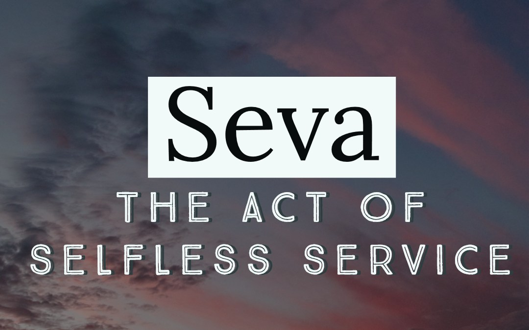 The Power of Seva: Peace Project with Kate Foster Connors
