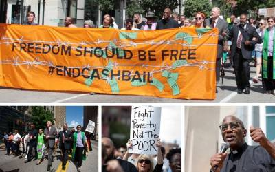 Presbyterians address cash bail plight