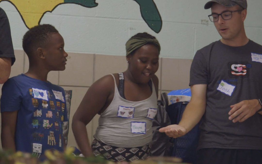 Innovative program reaches children in Baltimore area [Video]