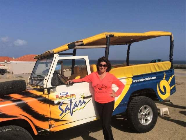 ABC Safari Tour Jeep