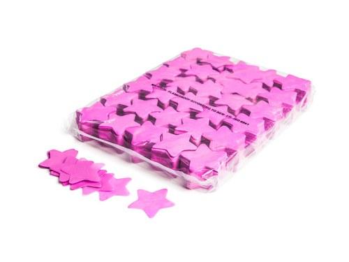 Schritt 2: GIGANT - Slowfall FX Konfetti Stern pink