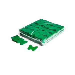 Schritt 2: GIGANT - Slowfall FX Konfetti Schmetterling dunkelgrün