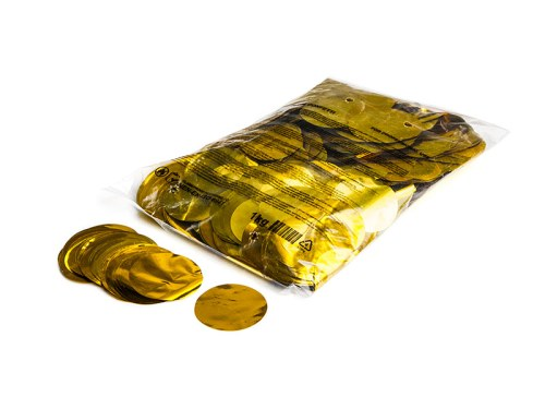 Schritt 2: GIGANT - Glitterdreams FX Konfetti rund Metallic gold